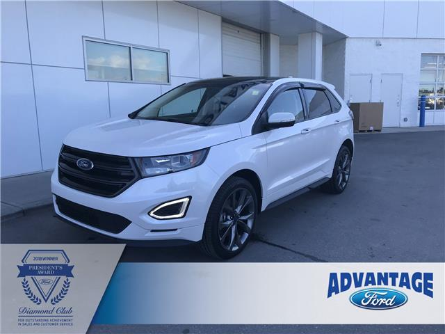 2017 Ford Edge Sport (Stk: K-1632A) in Calgary - Image 1 of 17