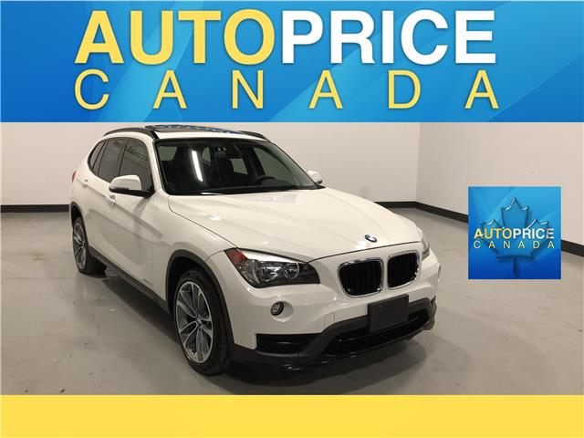 2015 BMW X1 xDrive28i (Stk: W0426) in Mississauga - Image 1 of 25