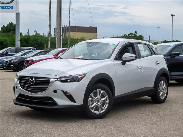 2019 Mazda CX-3 GS (Stk: G6662) in Waterloo - Image 1 of 18