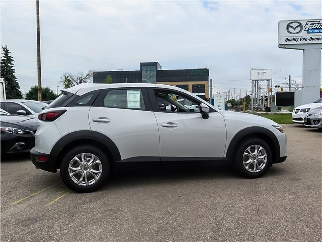 2019 Mazda CX-3 GS (Stk: G6662) in Waterloo - Image 4 of 18