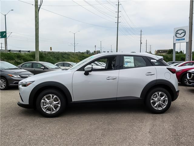 2019 Mazda CX-3 GS (Stk: G6662) in Waterloo - Image 8 of 18