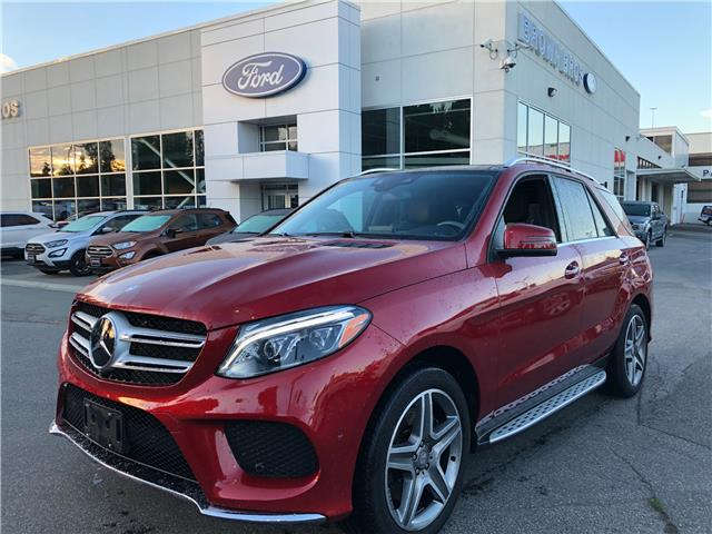 2016 Mercedes-Benz GLE-Class Base (Stk: OP19224) in Vancouver - Image 1 of 27