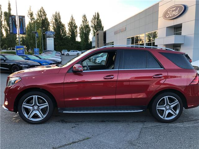 2016 Mercedes-Benz GLE-Class Base (Stk: OP19224) in Vancouver - Image 2 of 27