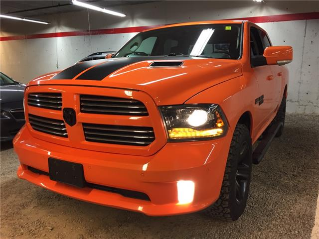 2017 RAM 1500 Sport (Stk: S19404A) in Newmarket - Image 1 of 23