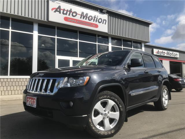 2013 Jeep Grand Cherokee Laredo (Stk: 19625) in Chatham - Image 1 of 20
