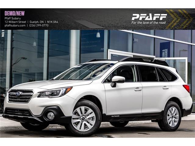 2019 Subaru Outback 3.6R Touring (Stk: S00200) in Guelph - Image 1 of 21