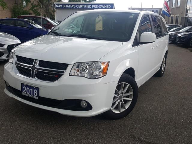 2018 Dodge Grand Caravan CVP/SXT (Stk: OP10184) in Mississauga - Image 1 of 13