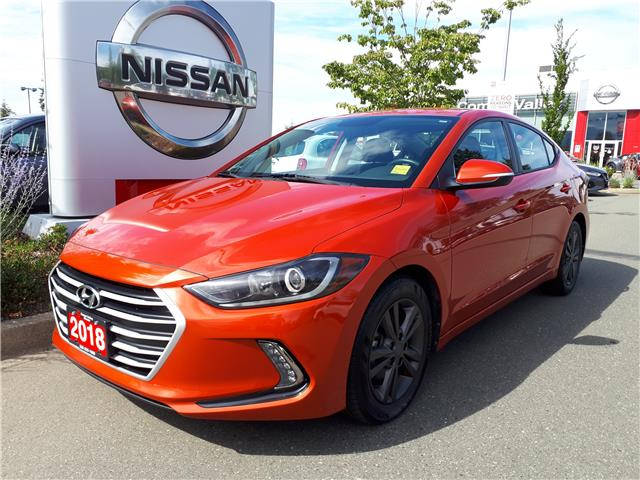 2018 Hyundai Elantra GLS (Stk: P0089) in Courtenay - Image 1 of 9