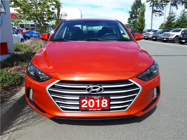2018 Hyundai Elantra GLS (Stk: P0089) in Courtenay - Image 2 of 9