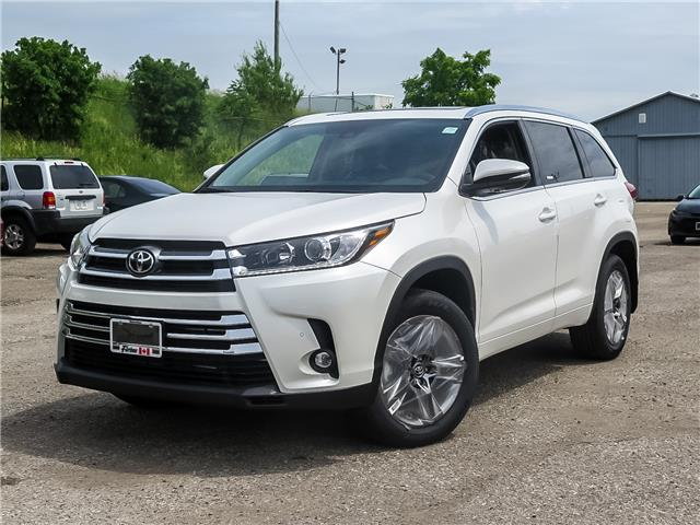 2019 Toyota Highlander Limited (Stk: 95381) in Waterloo - Image 1 of 21