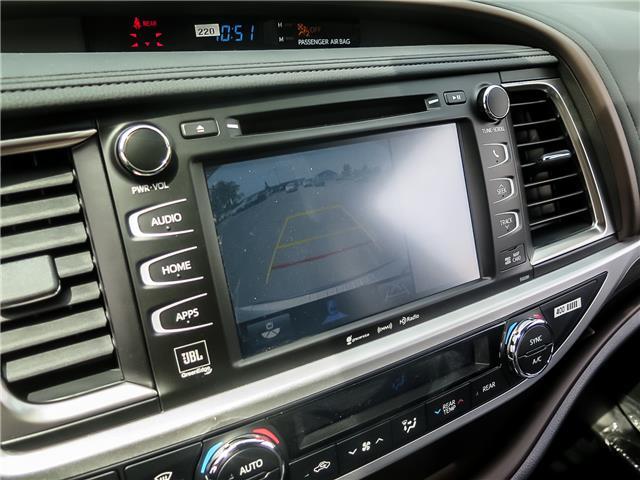 2019 Toyota Highlander Limited (Stk: 95381) in Waterloo - Image 20 of 21