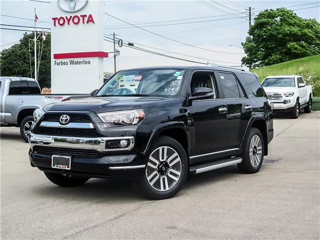 2019 Toyota 4Runner SR5 (Stk: 95384) in Waterloo - Image 1 of 19