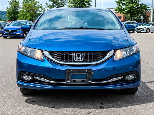 2015 Honda Civic Touring (Stk: 19833A) in Milton - Image 2 of 24