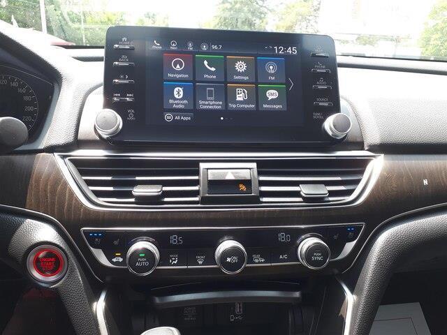 2018 Honda Accord Touring (Stk: E-2204) in Brockville - Image 4 of 30