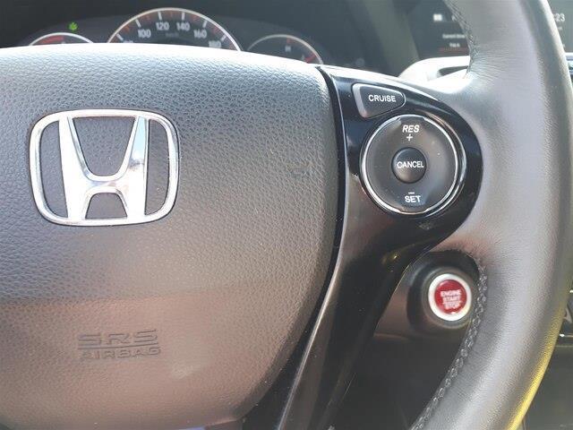 2017 Honda Accord Sport (Stk: E-2208) in Brockville - Image 11 of 23