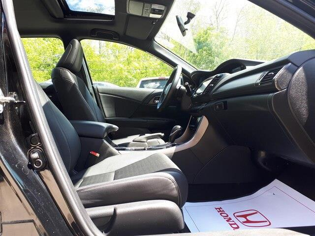 2017 Honda Accord Sport (Stk: E-2208) in Brockville - Image 15 of 23