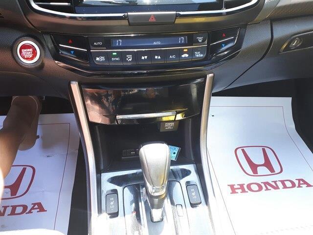 2017 Honda Accord Sport (Stk: E-2208) in Brockville - Image 17 of 23