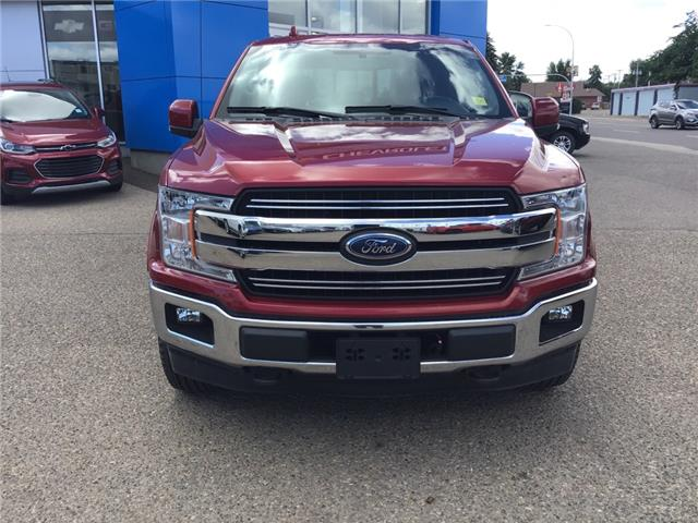 2018 Ford F-150 Lariat (Stk: 207340) in Brooks - Image 2 of 24