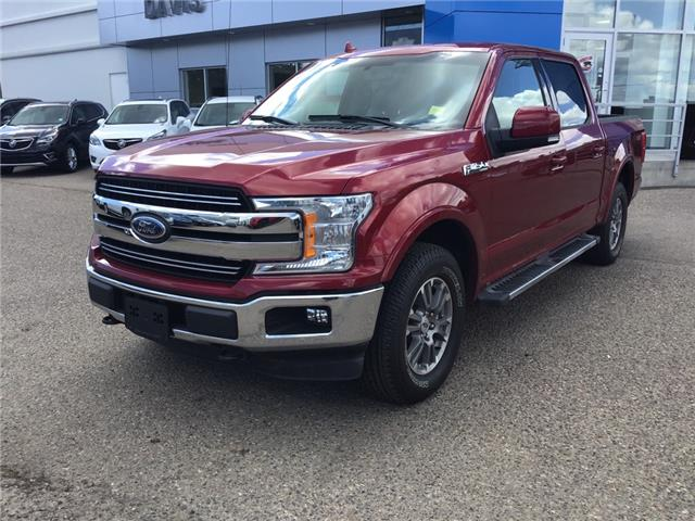 2018 Ford F-150 Lariat (Stk: 207340) in Brooks - Image 3 of 24