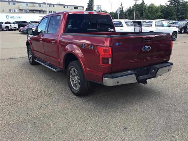 2018 Ford F-150 Lariat (Stk: 207340) in Brooks - Image 5 of 24