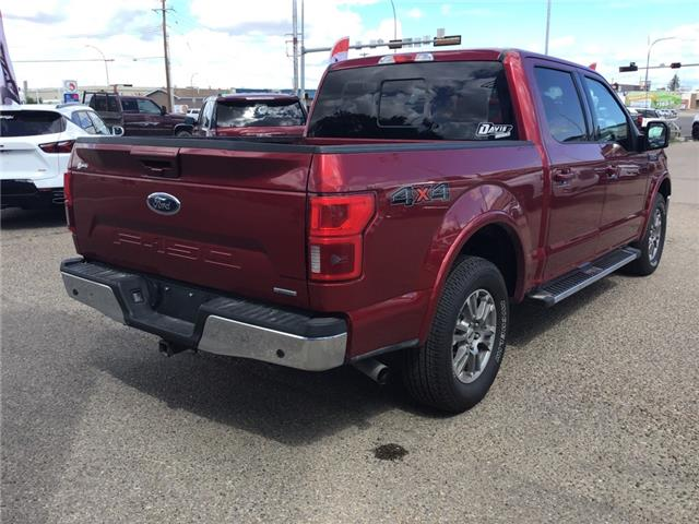 2018 Ford F-150 Lariat (Stk: 207340) in Brooks - Image 10 of 24