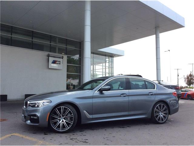 2018 BMW 540i xDrive (Stk: P9139) in Gloucester - Image 1 of 22