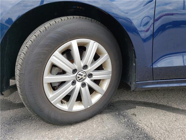 2014 Volkswagen Jetta 2.0L Comfortline (Stk: 190758A) in Whitchurch-Stouffville - Image 3 of 10