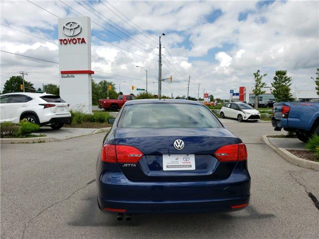 2014 Volkswagen Jetta 2.0L Comfortline (Stk: 190758A) in Whitchurch-Stouffville - Image 5 of 10