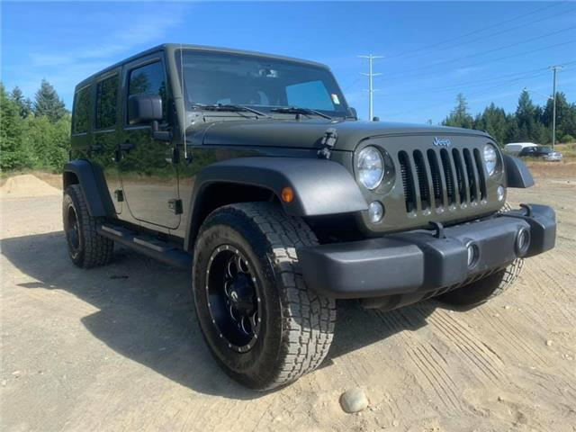 2015 Jeep Wrangler Unlimited Sport (Stk: c762414a) in Courtenay - Image 1 of 22