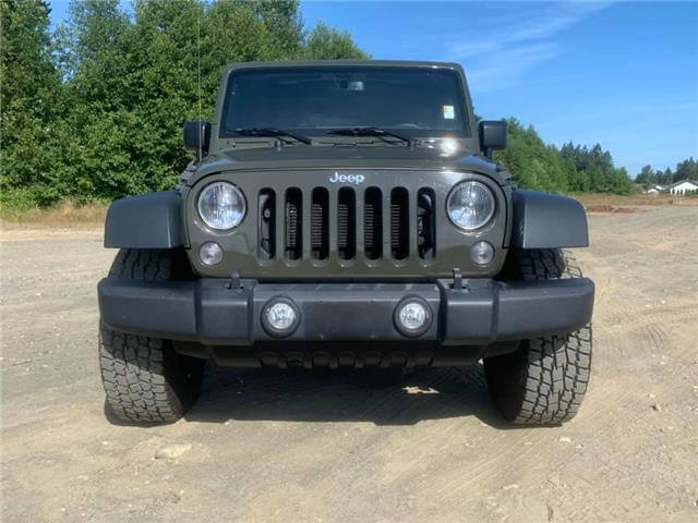 2015 Jeep Wrangler Unlimited Sport (Stk: c762414a) in Courtenay - Image 2 of 22