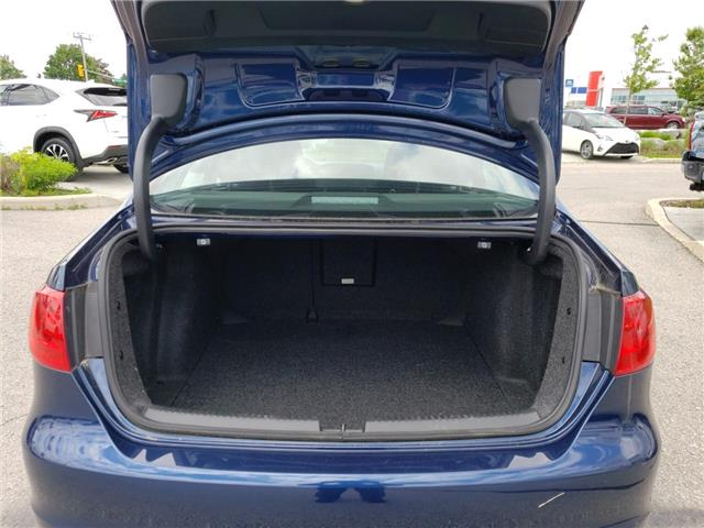2014 Volkswagen Jetta 2.0L Comfortline (Stk: 190758A) in Whitchurch-Stouffville - Image 10 of 10