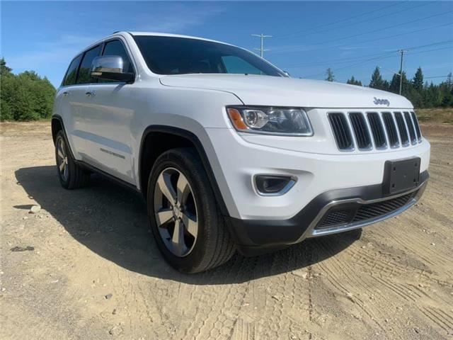 2016 Jeep Grand Cherokee Limited (Stk: c729529a) in Courtenay - Image 1 of 30