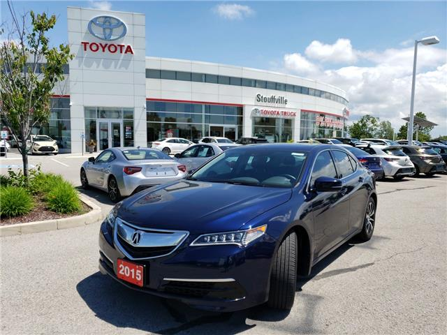 2015 Acura TLX Tech (Stk: P1833A) in Whitchurch-Stouffville - Image 1 of 20