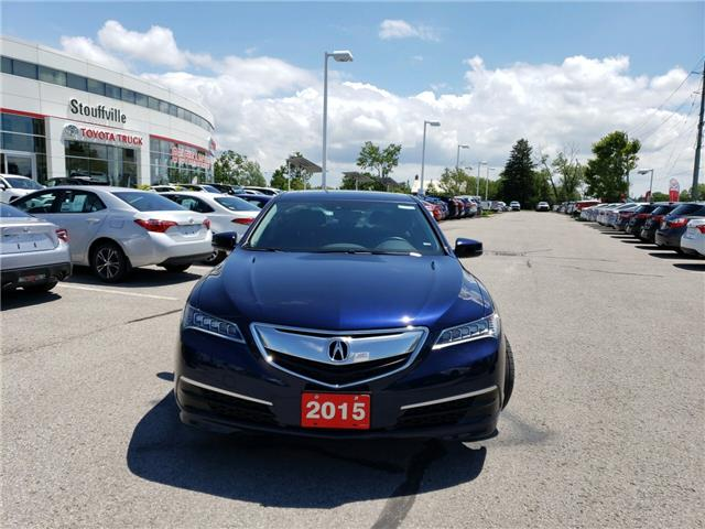 2015 Acura TLX Tech (Stk: P1833A) in Whitchurch-Stouffville - Image 2 of 20