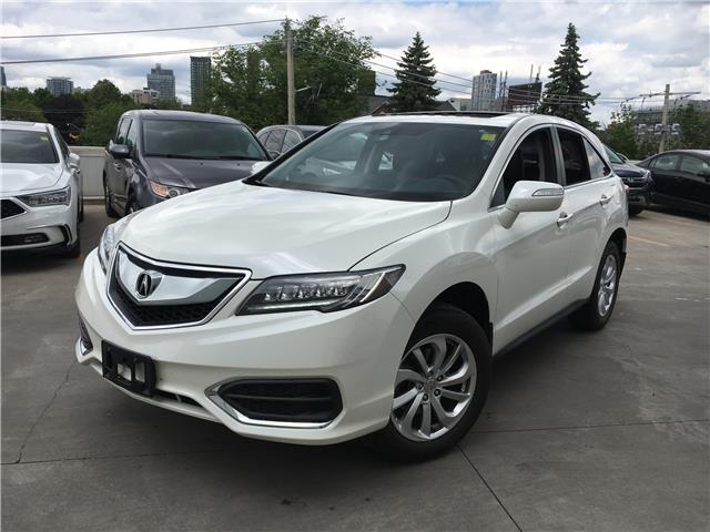 2018 Acura RDX Tech (Stk: V19839A) in Toronto - Image 1 of 23