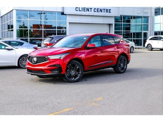 2020 Acura RDX A-Spec (Stk: 18645) in Ottawa - Image 1 of 30