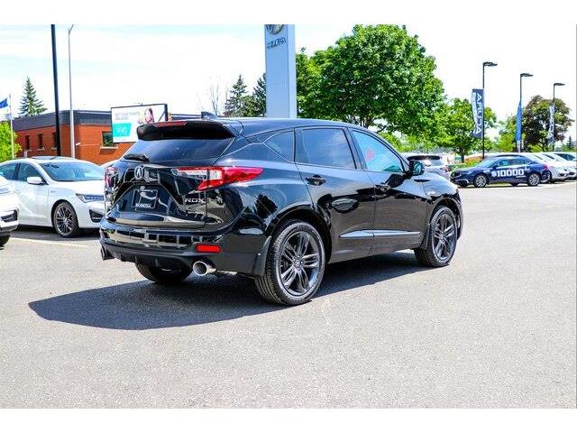 2020 Acura RDX A-Spec (Stk: 18705) in Ottawa - Image 9 of 30