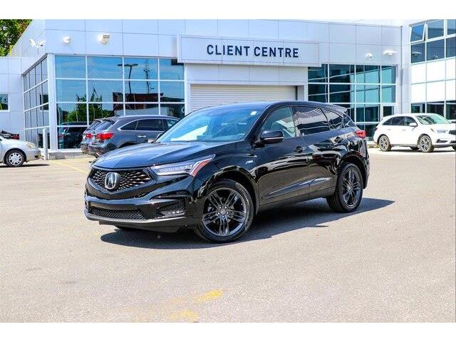 2020 Acura RDX A-Spec (Stk: 18707) in Ottawa - Image 1 of 30
