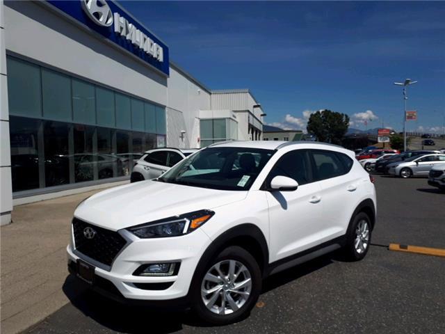 2019 Hyundai Tucson Preferred (Stk: H19-0069P) in Chilliwack - Image 1 of 12