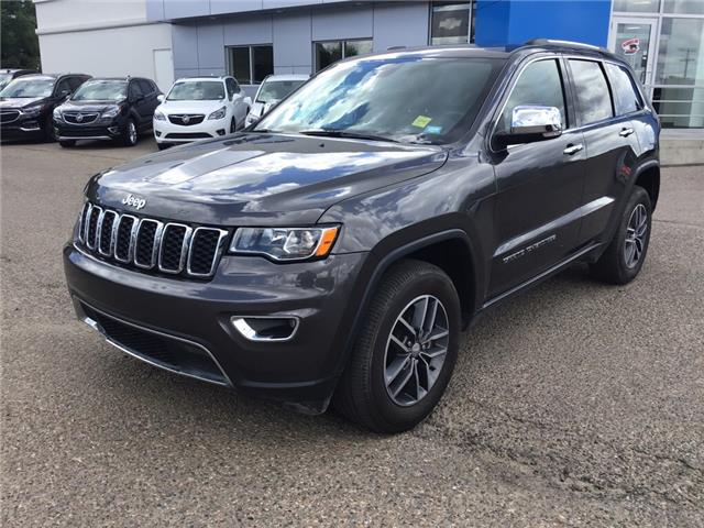 2018 Jeep Grand Cherokee Limited (Stk: 207334) in Brooks - Image 3 of 25