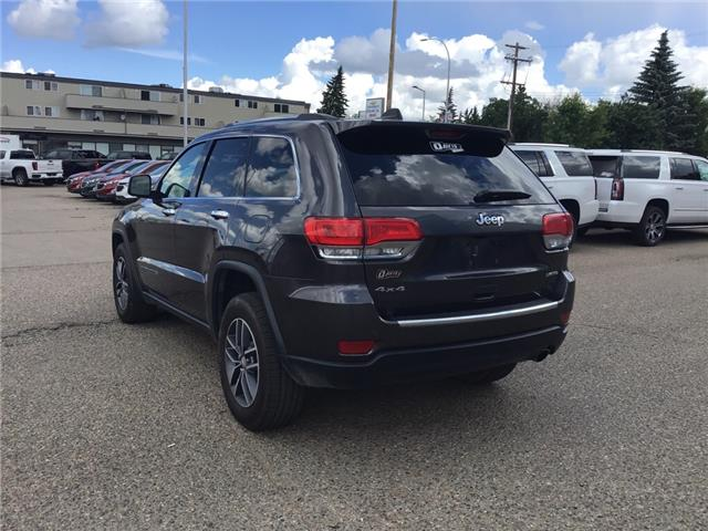 2018 Jeep Grand Cherokee Limited (Stk: 207334) in Brooks - Image 5 of 25