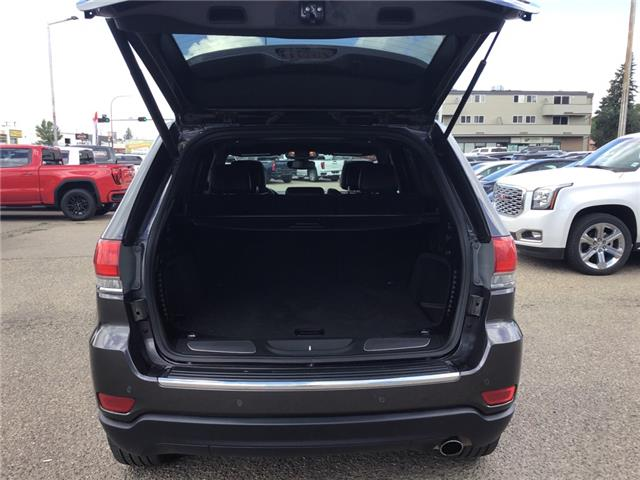 2018 Jeep Grand Cherokee Limited (Stk: 207334) in Brooks - Image 8 of 25