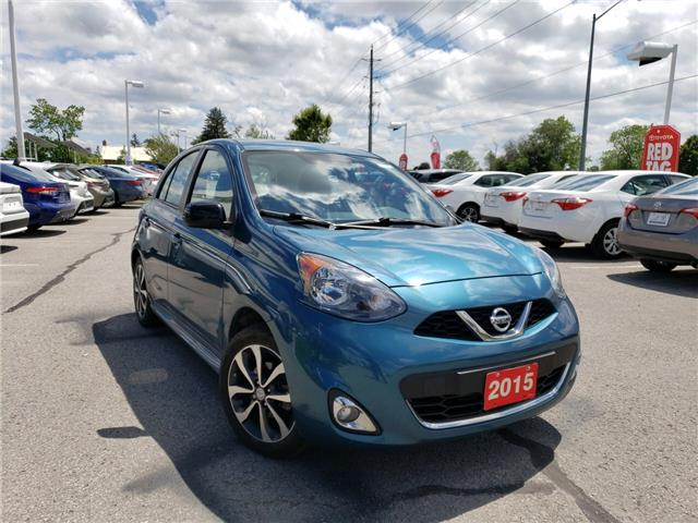 2015 Nissan Micra SV (Stk: 190718A) in Whitchurch-Stouffville - Image 4 of 10