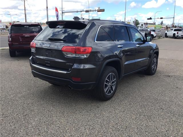 2018 Jeep Grand Cherokee Limited (Stk: 207334) in Brooks - Image 10 of 25