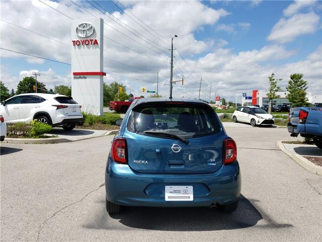 2015 Nissan Micra SV (Stk: 190718A) in Whitchurch-Stouffville - Image 5 of 10