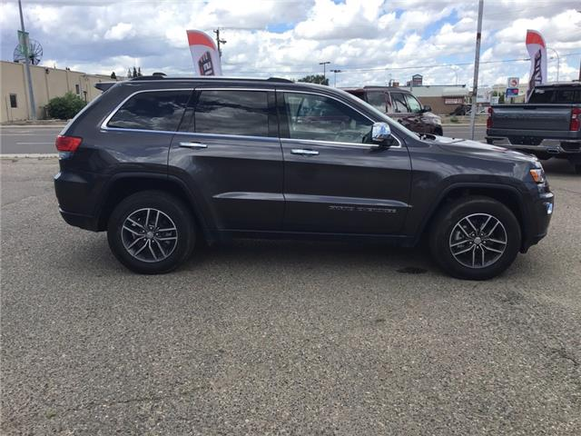 2018 Jeep Grand Cherokee Limited (Stk: 207334) in Brooks - Image 11 of 25
