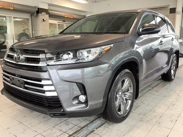 2017 Toyota Highlander Limited (Stk: P19077) in Kingston - Image 1 of 30