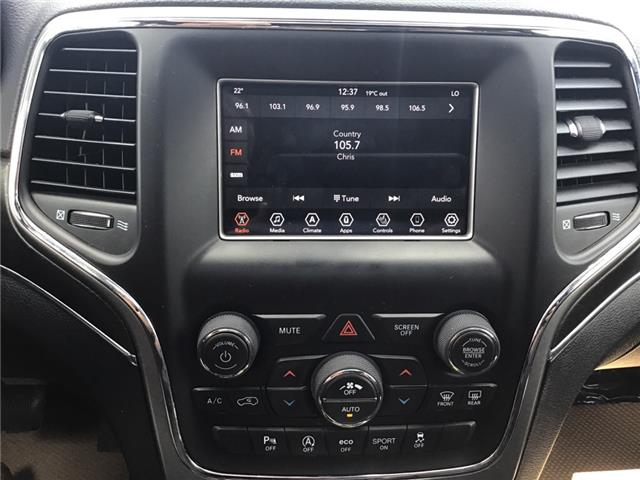 2018 Jeep Grand Cherokee Limited (Stk: 207334) in Brooks - Image 21 of 25