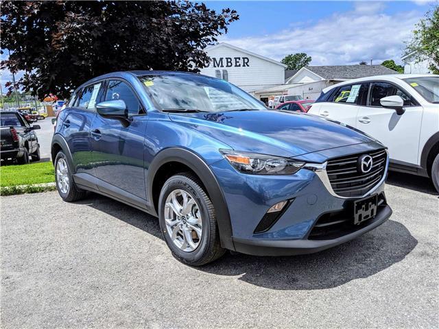 2019 Mazda CX-3 GS (Stk: K7763) in Peterborough - Image 1 of 10