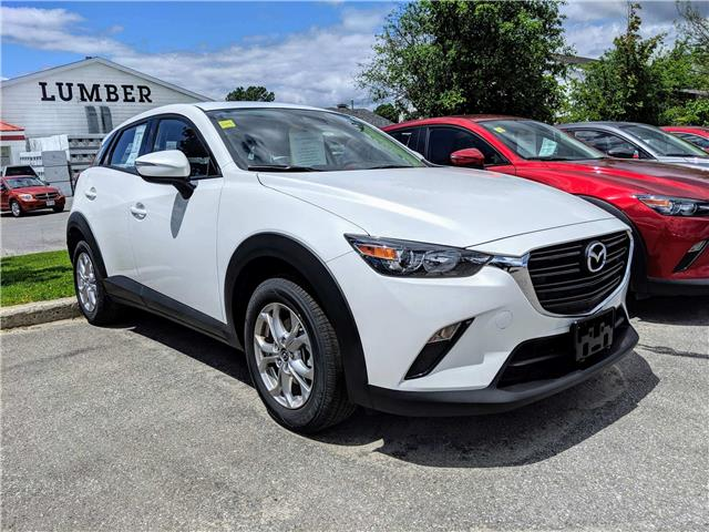 2019 Mazda CX-3 GS (Stk: I7497) in Peterborough - Image 1 of 10